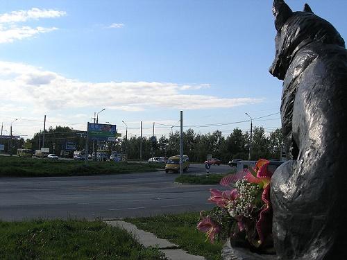 Faithful Dog Monument