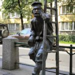 Disappeared profession monuments
