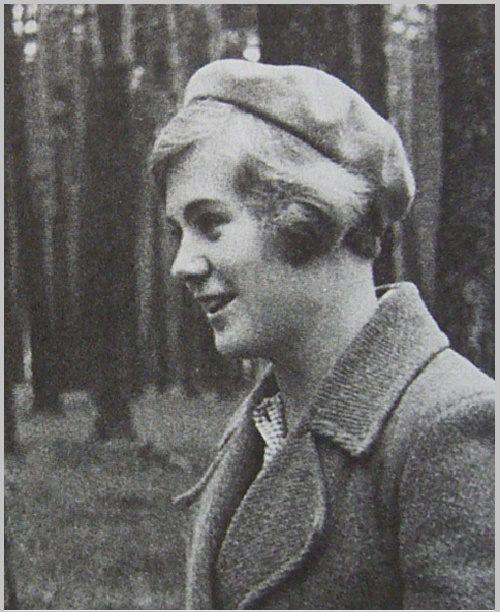 Siberian born, hero Vera Voloshina