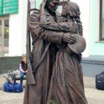 Farewell of Slavianka monument