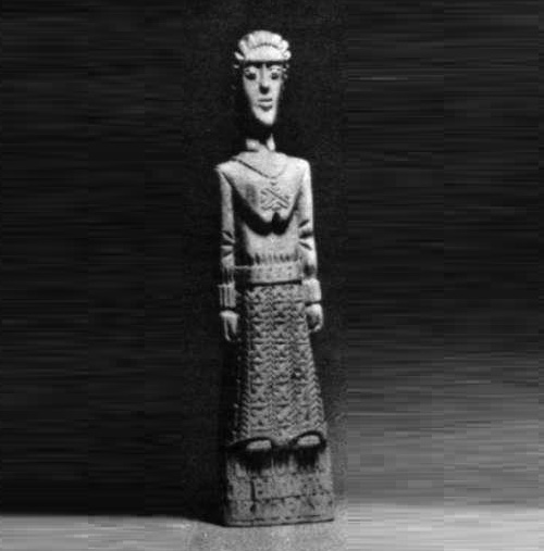 Folk sculpture by Lionginas Shepka