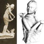 Blind Sculptor Ballerina Lina Po