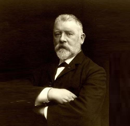 art magnate and philanthropist Carl Jacobsen