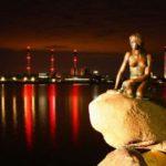 Bronze Mermaid prototype Ellen Price