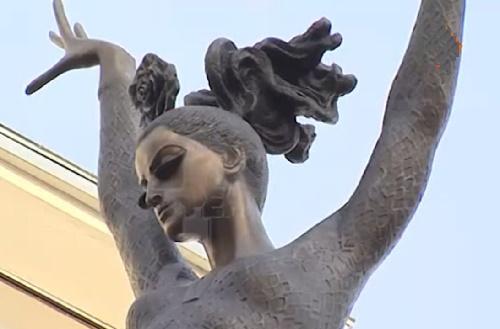Maya Plisetskaya (1925-2015) - a ballerina, People's Artist of the USSR