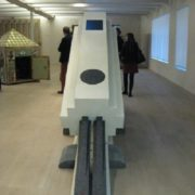 Art group 'Blue noses'. Coffin of Malevich. 2011