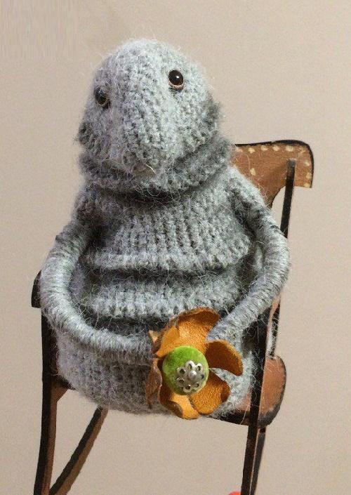 Knitted Zhdun