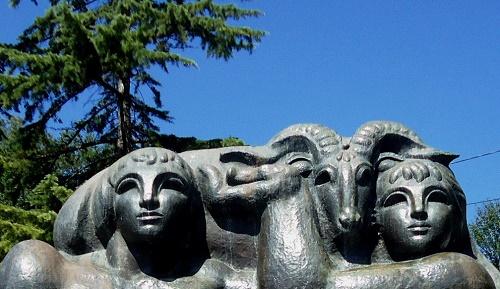 Golden Fleece monument