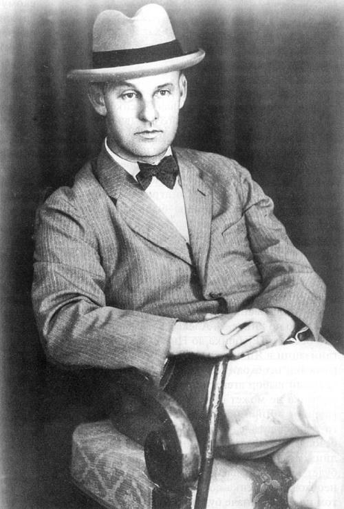 1925, Japan. Vasily Oschepkov (6 January 1893 - 10 October 1937)