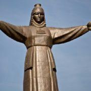 Cheboksary, Protecting Mother monument
