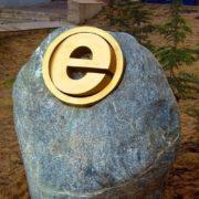 Logo of Internet Explorer browser