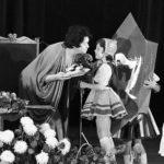 First female opera director Natalia Sats monument