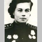 Olga Sanfirova (2 May 1917 - 13 December 1944)