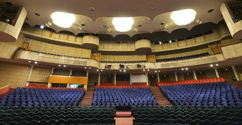 The Moscow State Academic Music Children's Theater named after Natalia Sats