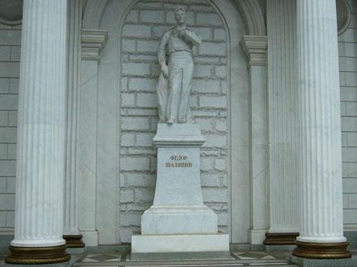 Ufa monument. Sculptor Rustem Khasanov