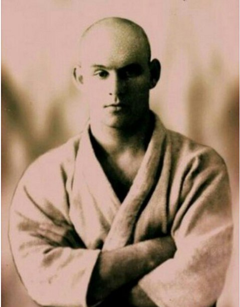 Vasily Oschepkov (6 January 1893 - 10 October 1937) counterintelligence, founder of sambo in Russia