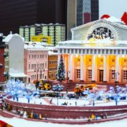 Bolshoi Theater, miniature copy