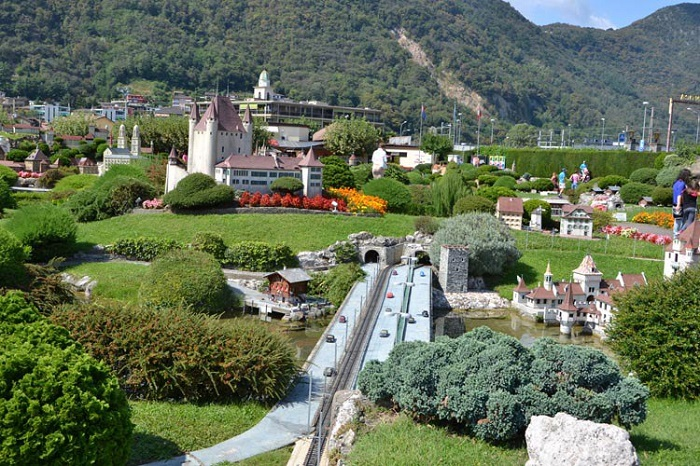Family business 'Miniatur Swiss park'