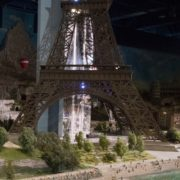 Eiffel Tower, French corner