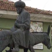 One of several monuments to Nasreddin Khoja in Turkey