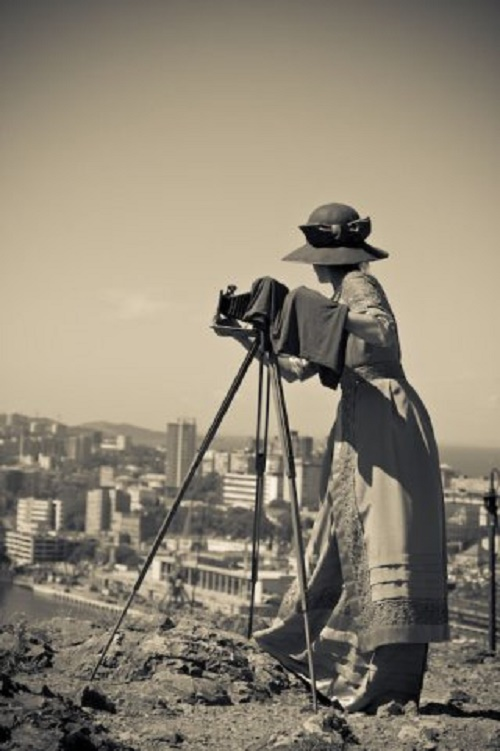 Photographing the city, reconstruction