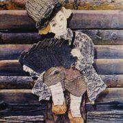 Ivanushka with accordion