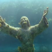 This is how divers saw the monument