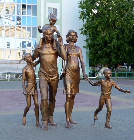 Family values monuments