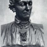 Russian Empress Maria Alexandrovna monument
