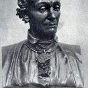 Bust of A.V. Suvorov. 1814