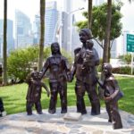 Dedicated to Family values monuments