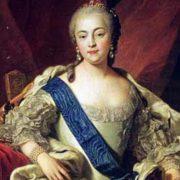 Empress Elizaveta Petrovna