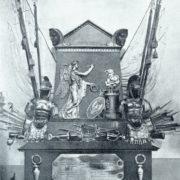 MB Barclay de Tolly. 1823. Bronze, marble, granite. Estonia, Jõgevæster