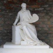 Artist's monument