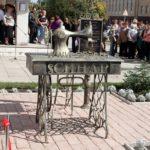 Time Machine Monument in Ufa