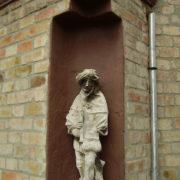 Work of sculptor