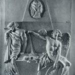 Russian memorial sculptor Ivan Petrovich Martos