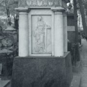 M. G. Krylov, T. de Tomon. The tombstone of MN Murav'ev 1808. Marble. Necropolis of the XVIII century of the Alexander Nevsky Lavra