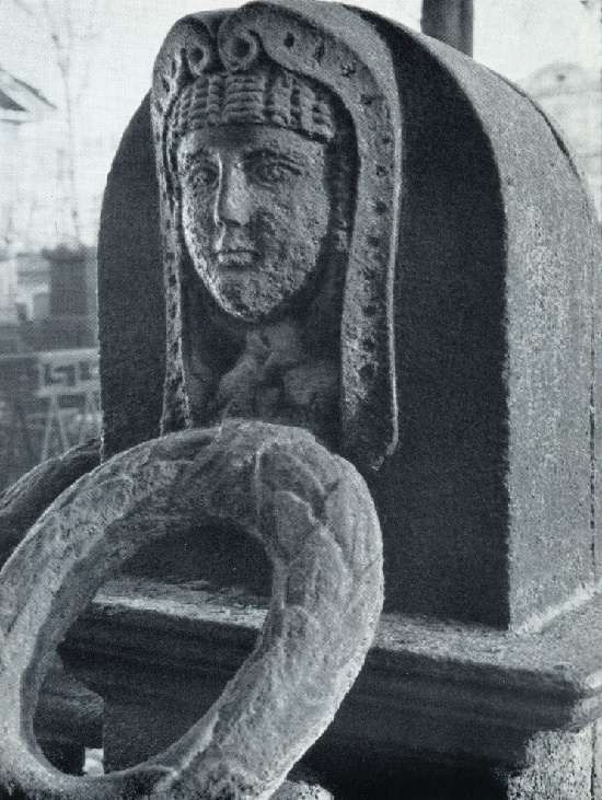 Unknown sculptors Russian cemetery monuments