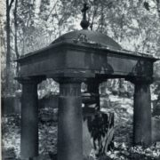 Work by Unknown master. The tomb of AL Kolokolova. The beginning of the XIX century. Cast iron. Petersburg, Smolenskoye cemetery