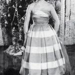 Soviet TV star Valentina Leontieva monument