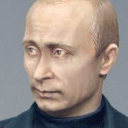 Closeup Putin