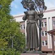 Klara Luchko - People's Artist of the USSR, honorary Cossack and holder of the Prize - Woman of the world. Krasnodar
