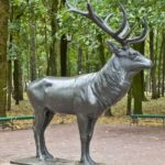 The history of deer sculpture in Smolensk