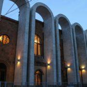 House-museum of Aram Khachaturian in Yerevan