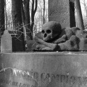 Pietro Antonio Campioni, Italian grave
