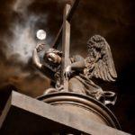 Saint Petersburg Bronze Angel