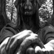 Black Angel monument