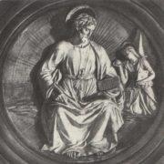 Eucharist. Marble, bronze, majolica. 1441-1443