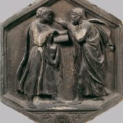 Philosophy. 1437 Marble. Museum of the Cathedral, Florence